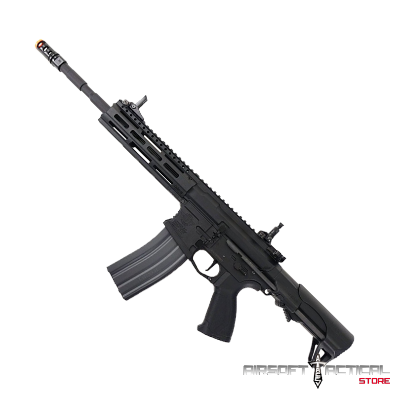 CM16 Raider L 2.0E (Color: Black) (Deans Compatible) by G&G Armament