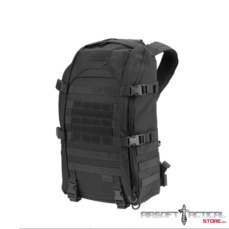 1000D Modular Assault Backpack (Color: Black) by Lancer Tactical
