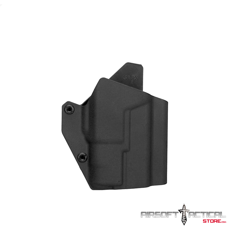 (SPECIAL OFFER) G17 Light Bearing Holster Black by Lancer Tactical