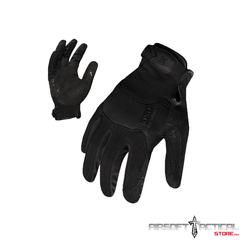 Exo Tactical Pro Glove  (Color: Black) (Size: Large) by Ironclad