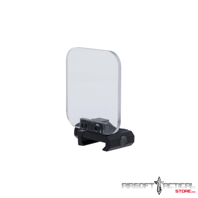 Picatinny Mounted Flip Up Acrylic Lens Protector by ASG
