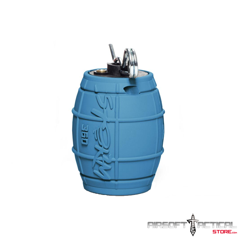 Storm 360 Impact Gas Grenades (Color: Blue) by ASG