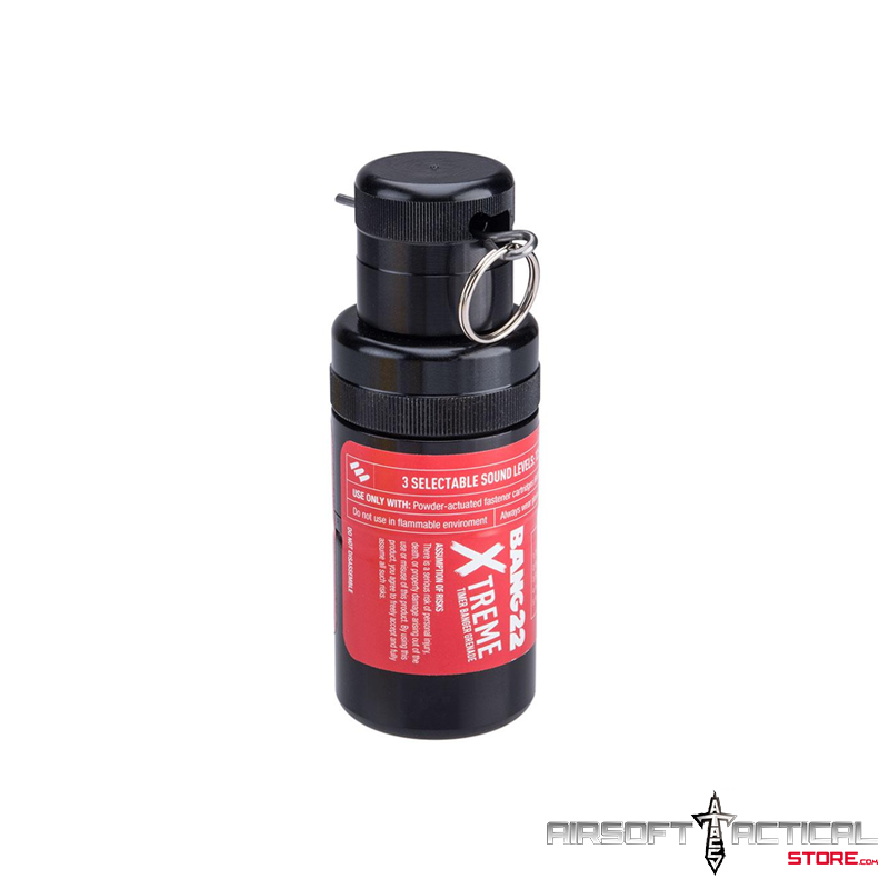 Bang 22 Xtreme Timer Sound Grenade by Airsoft Innovations