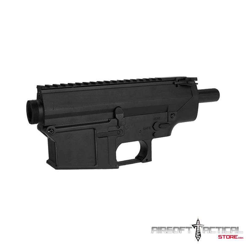 SR25 Type Full Metal Body AEG Rifle Receiver by JG